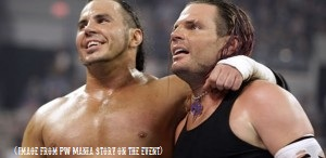 Charity Fundraiser Featuring Jeff and Matt Hardy Raises $14,000 and Garners Major Media Coverage