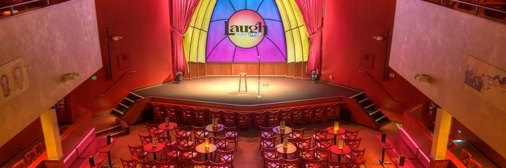 Hurricane Sandy Benefit Held at the Laugh Factory in Chicago