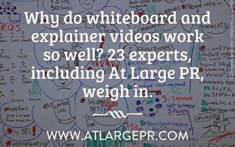 Why Do Whiteboard and Explainer Videos Work So Well?